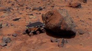 Is there life on Mars?  Sojourner, Spirit, Opportunity and Curiosity go roving