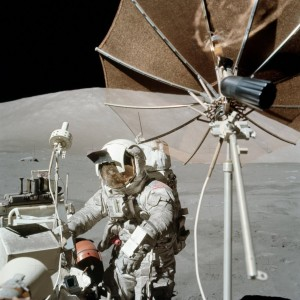 Apollo 17: last men on the moon