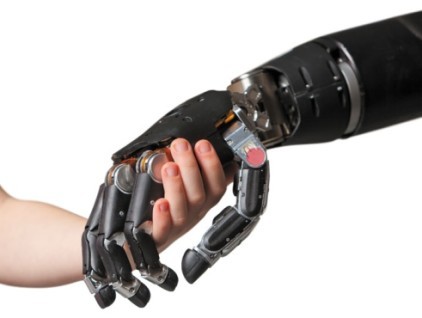 The Modular Prosthetic Limb will help patients to feel and manipulate objects just as they would with a native hand. JOHNS HOPKINS UNIV. APPLIED PHYSICS LAB.