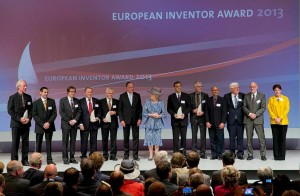 The Winners of the European Inventor Award 2013