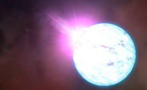 Neutron star glitch needs new theories to explain it