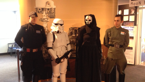 501st Legion at CDSCC