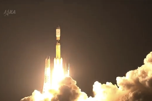 HTV-4 ArduSat launch