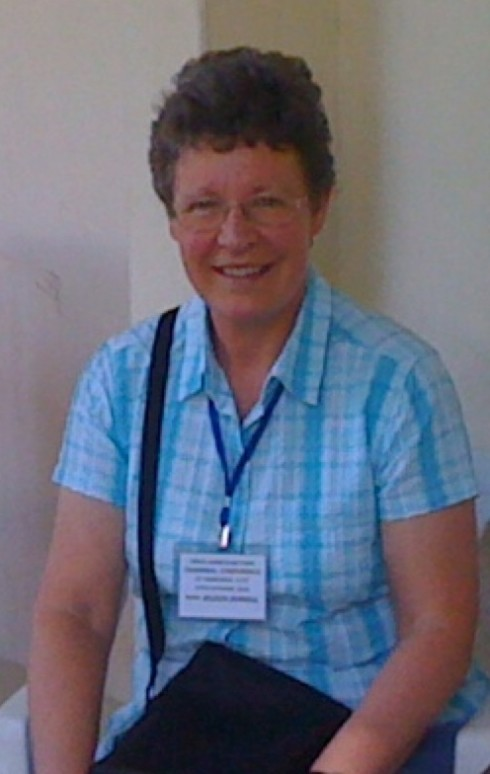 Image source: http://en.wikipedia.org/wiki/File:Jocelyn_Bell_Burnell.jpg