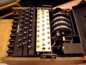 Enigma German Machine