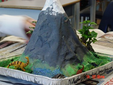 baking soda volcano research paper This baking soda and vinegar experiment engages kids' creativity and imagination use leftover easter egg dye or colored vinegar to create bright and colorful baking soda and vinegar art.
